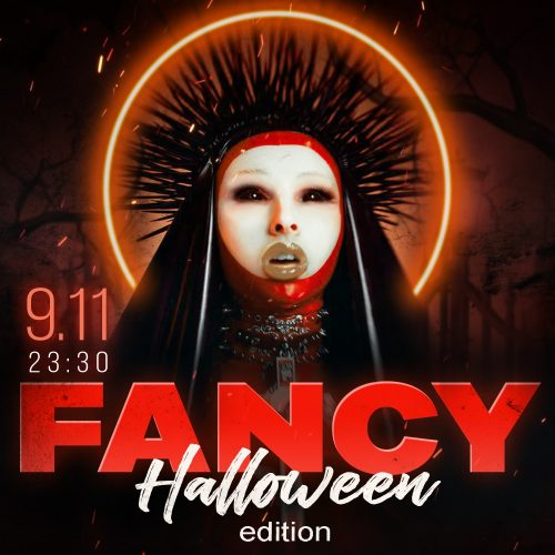 Fancy Fetish Party- Halloween edition