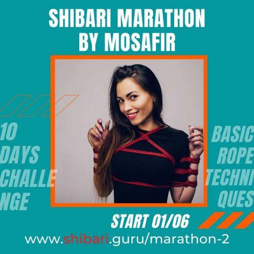 Шибари марафон 2 - Mosafir