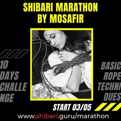 Шибари марафон от Бориса Мосафира